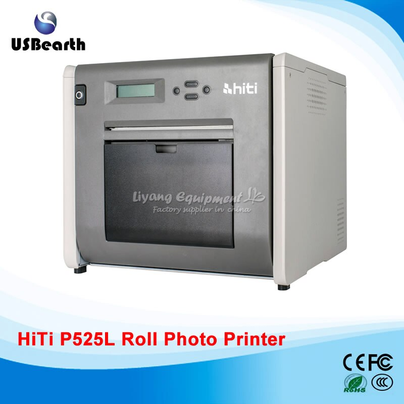 HITI P520L YMCO термосублимационный Тип фотопринтер P525L фотопечатная машина
