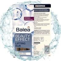 germany balea hyaluronic acid serum beauty effect lift treatment booster face neck care super moisturizing essence external use