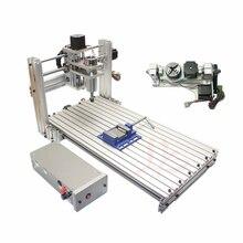 6020 5 axes cnc machine mini bricolage cnc machine de gravure