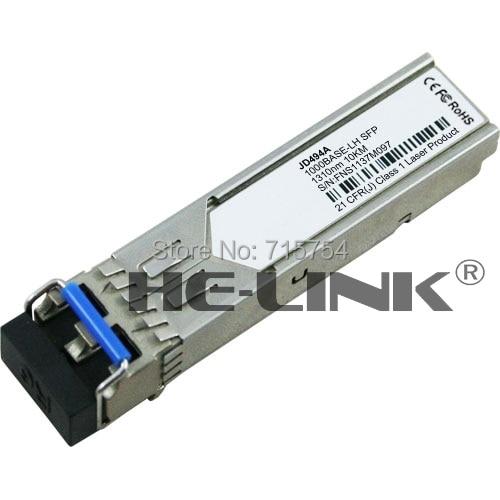 JD494A-X124 1G SFP LC LX transceptor (HP 100% Compatible)