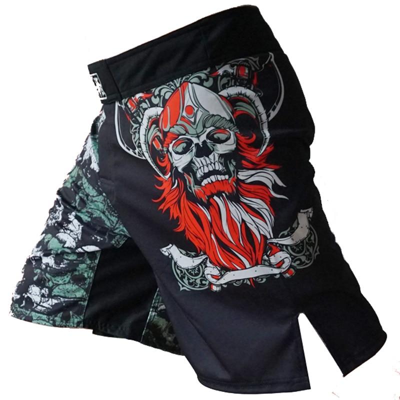 Pantalones de boxeo, pantalones cortos MMA, Lucha, Lucha, agarre para hombres, entrenamiento sanda, tailandés, mma, bañadores de Boxeo Tailandés