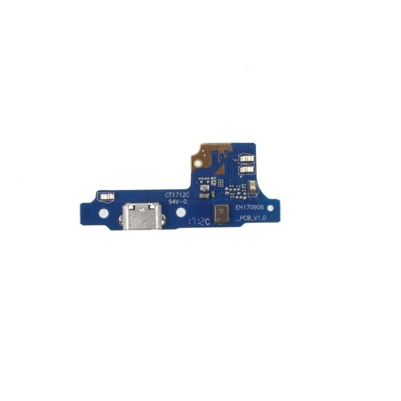 for Huawei Y6 2017 Charge Charging Port Dock Connector Flex Cable