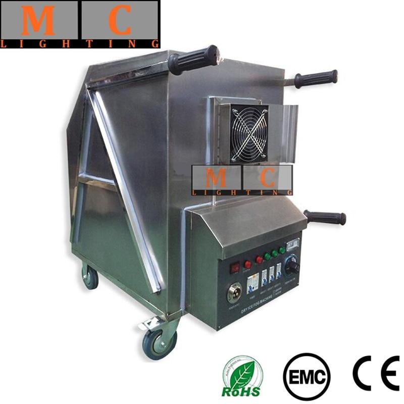 DMX 9000W Dry Ice Machine Fog Smoke