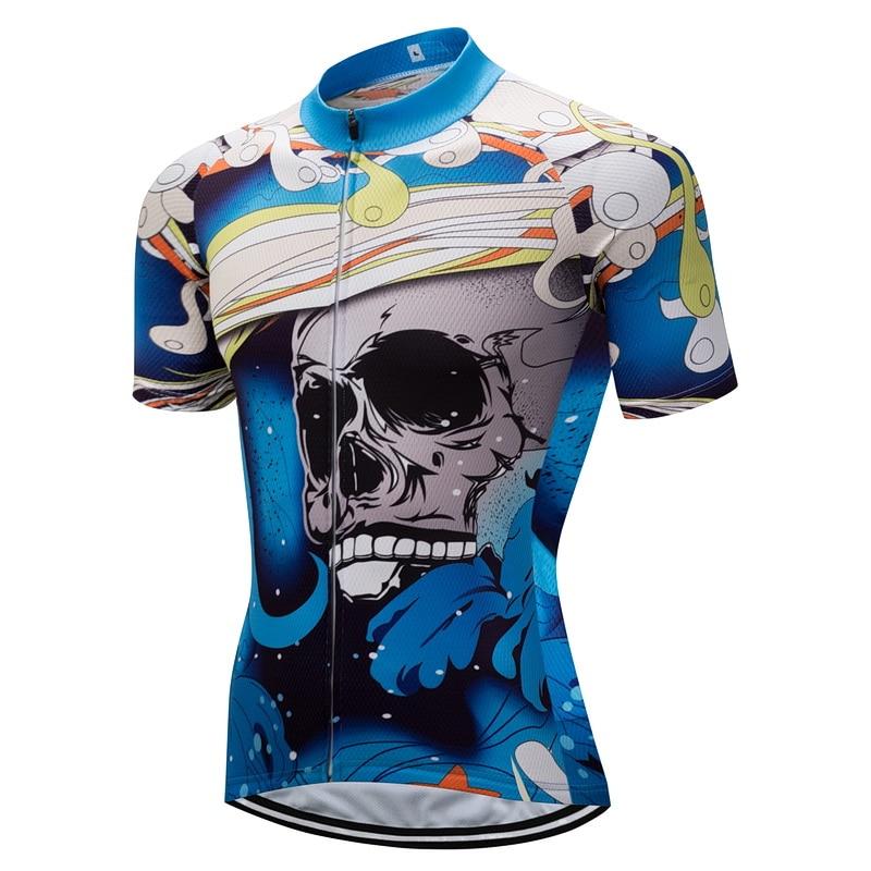 Crosseider-Camiseta De Ciclismo para Hombre, uniforme para bicicleta De montaña o carretera,...