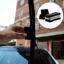 Universal Car Wiper Repair Tool Car Repair Windshield Tool Kit Wiper Blade Scratch Refurbished Tool Abrasives Black High Quality