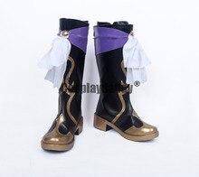 LoveLive!Sunshine!! Tsushima Yoshiko Halloween Cosplay Shoes Boots S008