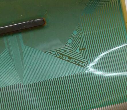 8159-JCY44 Nueva pestaña COF Módulo 5 piezas o 10 piezas/lote