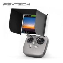 PGYTECH 7,9/9,7 zoll Monitor Haube Tablet Telefon Sonne Haube Fernbedienung Sonnenschirm für DJI Mavic Pro/Air phantom4 Pro Inspire 2
