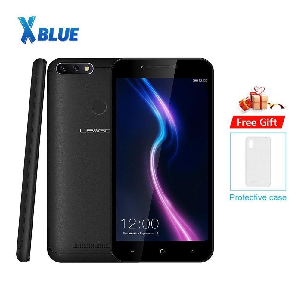 Перейти на Алиэкспресс и купить LEAGOO POWER 2 Pro смартфон с 5,5-дюймовым дисплеем, четырёхъядерным процессором MTK6739, ОЗУ 2 Гб, ПЗУ 16 Гб, 5,2 мАч, 8 Мп, Android 8,1