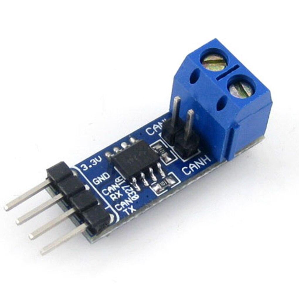 SN65HVD230 CAN Board PCA82C250 Protección ESD red transceptor, módulo de comunicación de desarrollo de evaluación 3,3 V