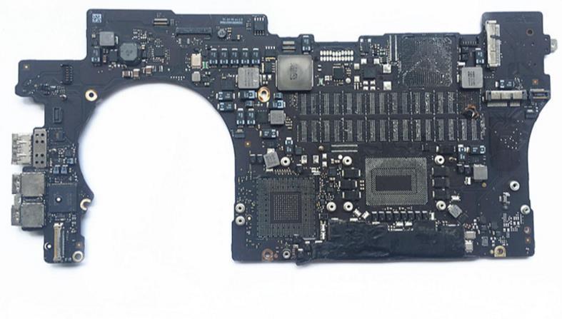 2012 lat 820-3332 820-3332-A uszkodzony tablica logiczna dla MacBook Pro A1398 MC975 MC976 wyświetlacz retina naprawy
