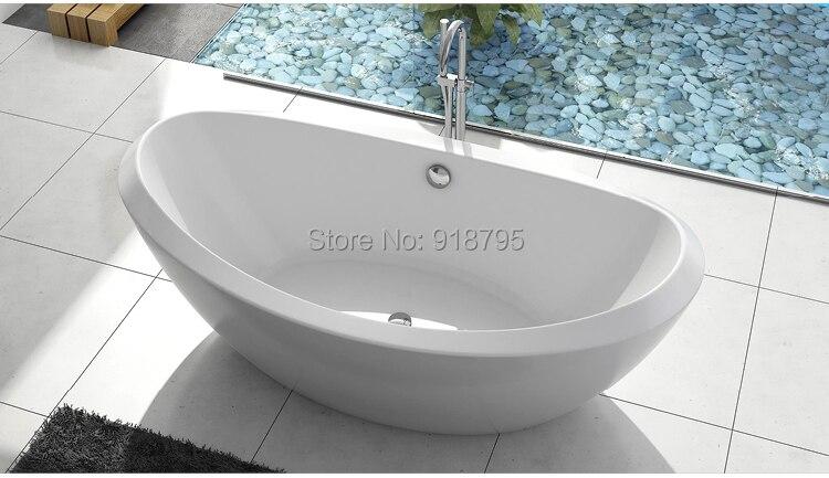 1800X950X720mm Novo Modelo autônomo vidro Faber jointless banheira de imersão spa interior RS6001