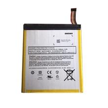 3830 mah Kindle Fire HD 10 batterie pour amazon B00VKIY9RG Fire HD 10.1 SR87CV SR87MC 58-000119 ST10 ST10A 26s1008 batteries