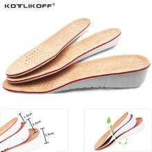 KOTLIKOFF wkładki skórzane wkładka podwyższająca świńska wkładka do buta wkładki wkładki lecznicze akcesoria do obuwia do butów mężczyźni kobiety pad