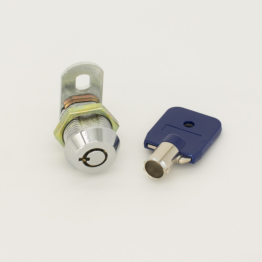 Vaso cerraduras llave tubular caja de medidor de Cam cerraduras de gabinete para caja de distribución baúl de estaño micro cerradura con tapa cerraduras especiales
