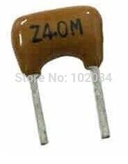DIP-2 4.000 M 4 MHZ Cristal Oscilador x50PCS ZTA 4 M Filtro Saw