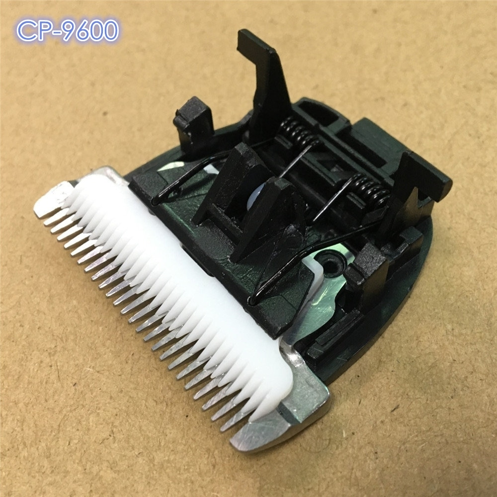 CP9600 perro de pelo de la cabeza de pelo para mascotas de cerámica de cuchillo Compatible para CP-9600 9580/9200 cortador de césped