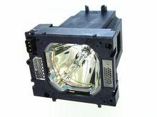 Lampe de projecteur de remplacement beylamp avec boîtier LV-LP33 pour projecteurs de LV-7590