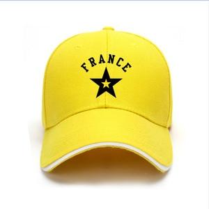FRANCE men youth student boy diy free custom made name number photo logo fra casual hat nation flag marianne french baseball cap