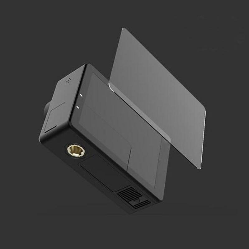 Película protectora de pantalla LCD de vidrio templado, funda protectora de pantalla para SJCAM SJ8 Pro/Plus/Air 4K, cámara de deporte de acción