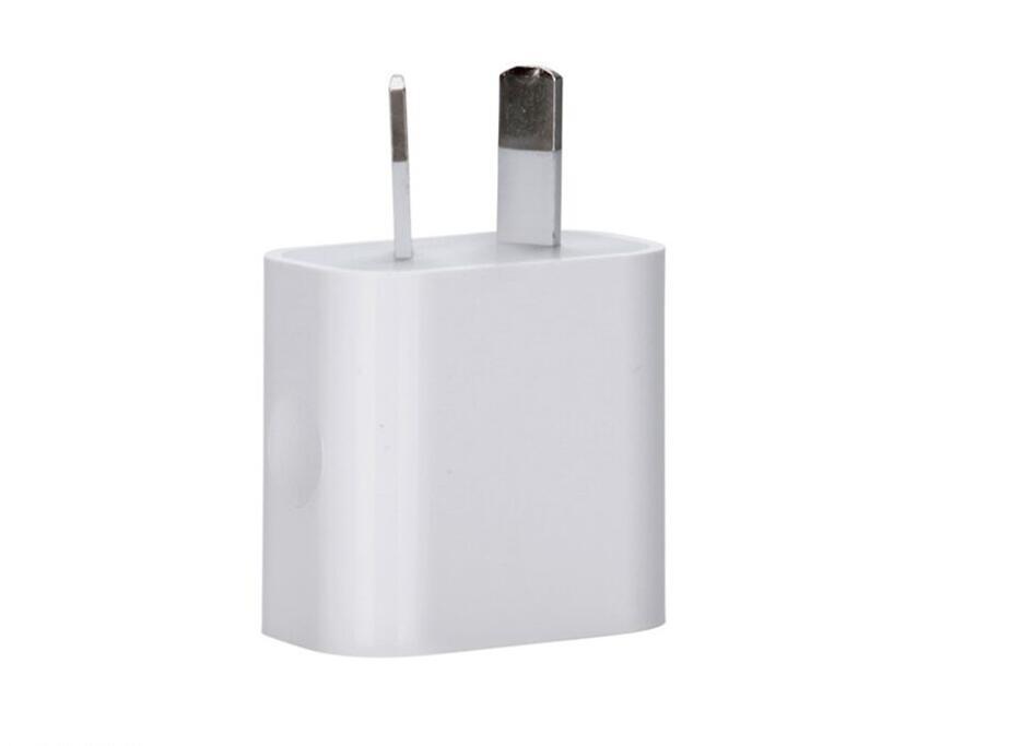 1000pcs/lot DHL free shipping Universal Travel 5V 2A Dual USB AC Wall Home Charger Power Adapter AU Plug Phone
