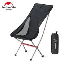 Naturehike ligero compacto portátil plegable al aire libre silla para pícnic plegable Silla de playa Silla de Camping plegable