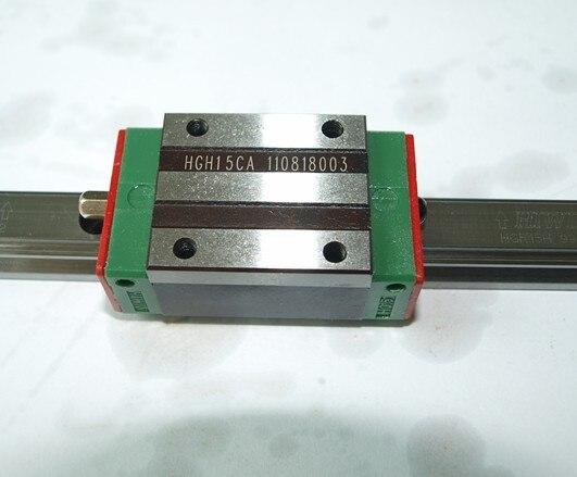 100% genuína HIWIN bloco de guia linear HGR45-1500MM para Taiwan