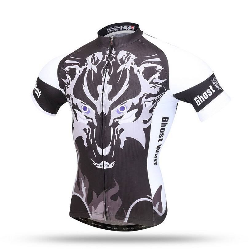 Camisetas de Ciclismo para hombre de XINTOWN, camisetas de animales transpirables, Ropa de Ciclismo profesional