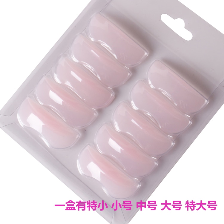 Navina 5 пар/упак. профессиональная силиконовая повязка для завивки ресниц 3D химическая завивка ресниц инструмент