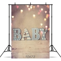 brown wall floor glitter star vinyl photography background for child baby new born birthday backdrop photo studio photocall
