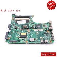 NOKOTION 538409-001 para HP Compaq 510 610 placa base de ordenador portátil DDR2 con Cpu gratis