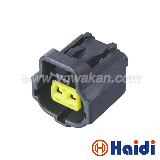 Envío Gratis 5 Juegos 2 pin tyco Toyota Camry Corolla agua temperatura sensor conector 178390-2