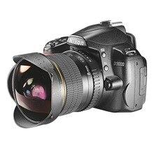 Jintu 8mm f/3.5 manual grande angular fisheye prime lente para canon 60d 60da 50d 7d 6d 5ds 1ds t7i t7s t7 t6s t6i t6 t5i t5 t4i t3