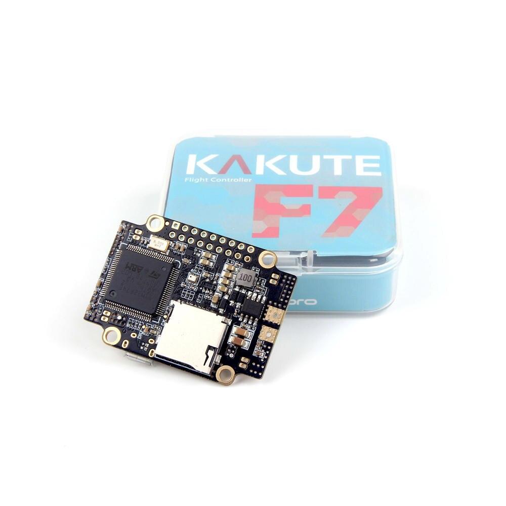 Контроллер полета holybra Kakute F7 AIO STM32F745, барометр с датчиком тока OSD PDB для радиоуправляемого дрона