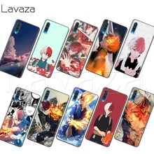 Lavaza Mein Boku Keine Hero Wissenschaft Todoroki Shouto Fall für Samsung Hinweis A3 A5 A6 A7 A8 A9 A10s A20s a30s A40s A50s 10 A70 8 9 J6