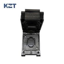 BGA64 douille de Test IC 1.0MM   Taille IC 11*13mm/BGA64 douille de Test IC/FBGA64