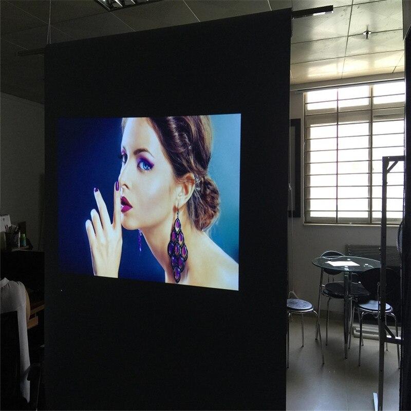 1.52x5 m 4 K Frant Film de Projection pour La Publicité fenêtre/Home cinéma/Pubs