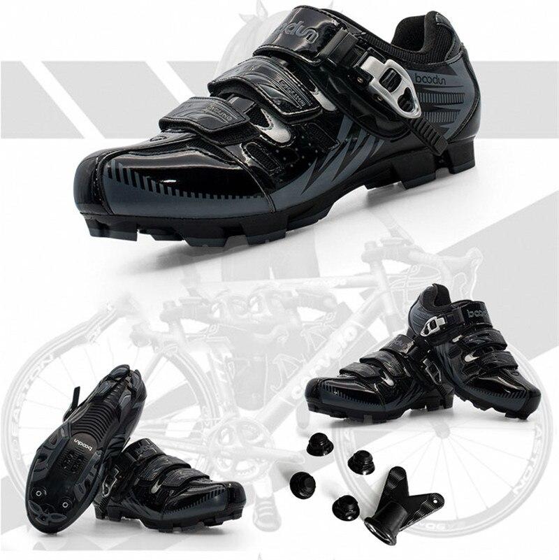 Популярная обувь для езды на велосипеде MTB для взрослых и детей, для занятий спортом на открытом воздухе, дышащая нескользящая обувь, профессиональная обувь для езды на горном велосипеде, обувь с самоблокирующимся покрытием