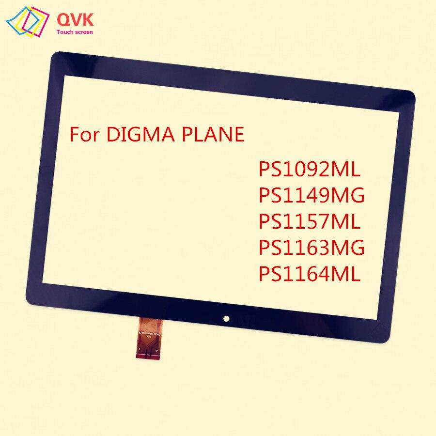 Новый 10,1 дюймов для Digma Plane 1537E 1541E 1550S 1551S 1710T 1596 3G 4G емкостный сенсорный экран PS1092ML PS1157ML PS1163MG