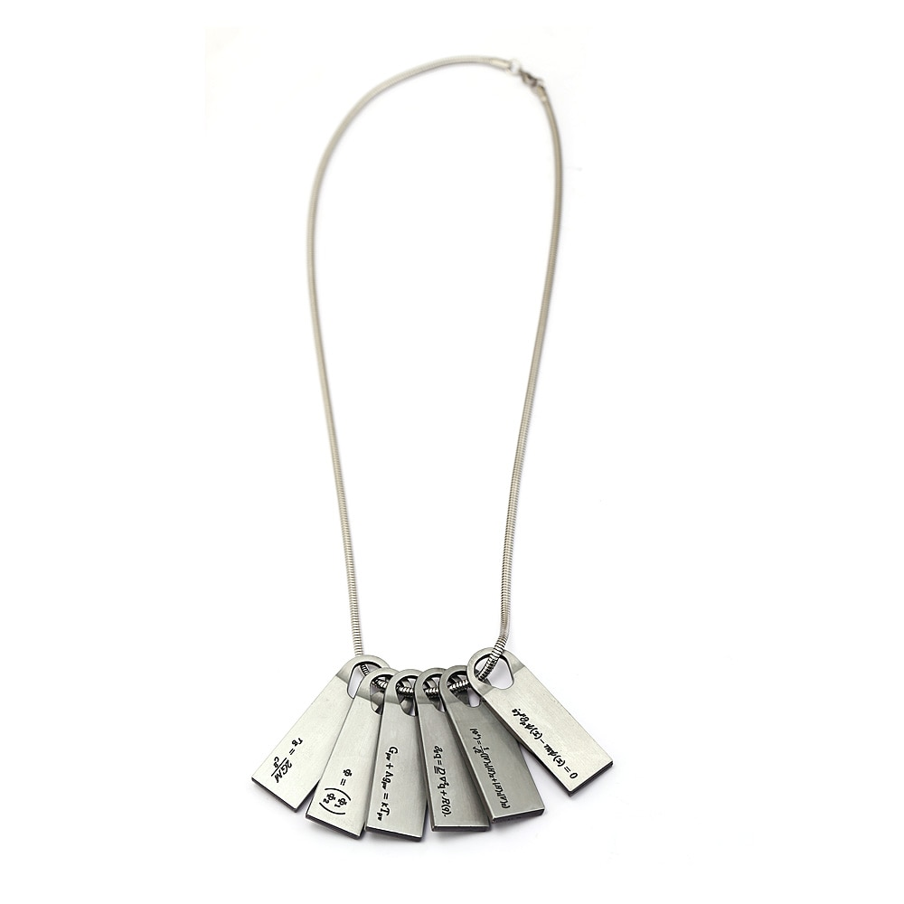 Death Stranding ожерелье Сэм металлической подвеской титан цепь Мужчины ювелирные изделия ожерелья с подвесками Колье подарки ювелирные изделия