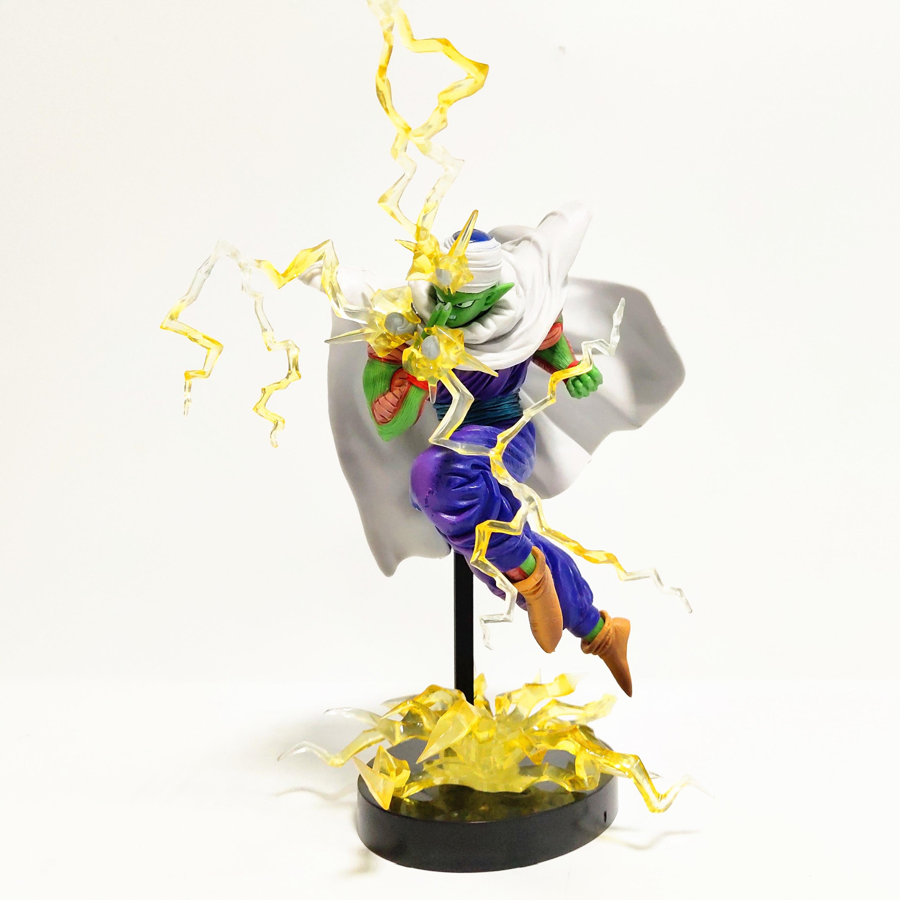 DRAGON BALL Z Piccolo PVC Action Figure Special Beam Cannon Effect Dragon Ball Super BWFC2 Piccolo Model Toys DBZ