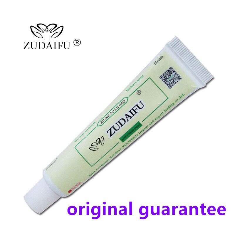 10 Uds. Crema para el cuidado de la piel Zudaifu crema para la psoriasis Dermatitis Eczematoid Eczema ungüento tratamiento sin caja al por menor