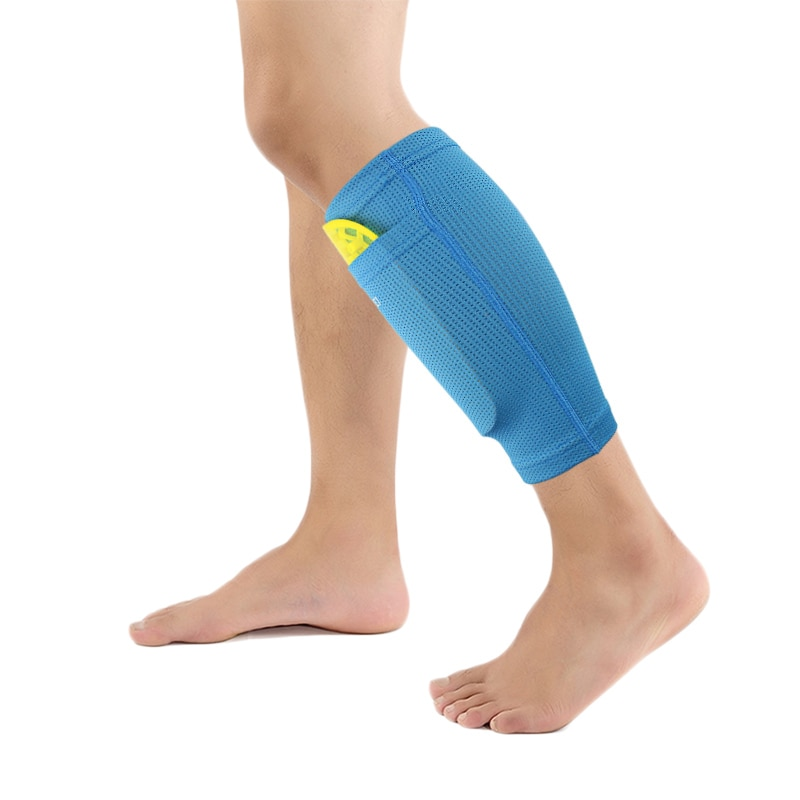 1 Pair Leg Warmers Children Anti-sweat Breathable Leggings Sport Football Soccer Lower Leg Warmers Protection Sleeve Cover