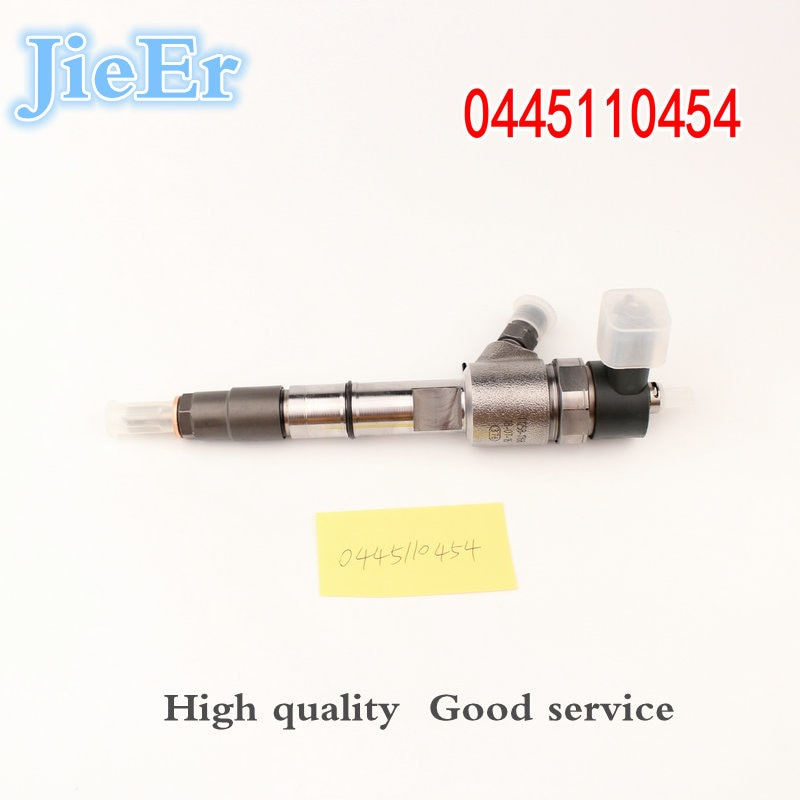 Inyector de combustible diésel common rail 0445110454