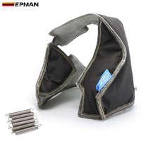 EPMAN Racing K04 Exhaust Turbo Blanket Heat Shield Cover High Performance For K03 / K04 TURBO Turbo Charger EPTBBK04B