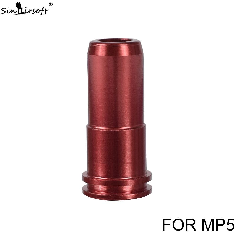 SINAIRSOFT SHS accesorios de pistola sello de aire M4 boquilla para G36 G36c M4 M14 AK MP5 airsoft aeg accesorios de caza acessorios airsoft