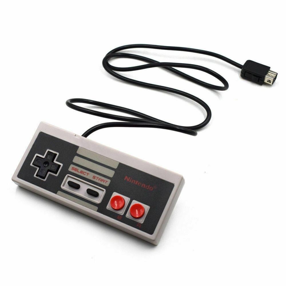 Joystick/controlador de juegos USB mando para Nintendo SNES pad para Nintendo NES Joystick portátil Mini clásico