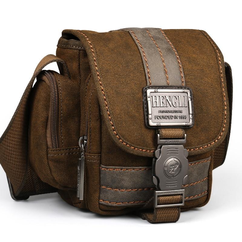 Bolsa de lona masculina sacos de ombro lazer resistente ao desgaste retro cruz mensageiro saco unisex casual moda crossbody saco