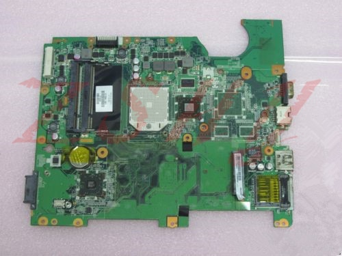 Para HP Compaq Presario CQ61 G61 laptop motherboard AMD DA00P8MB6D1 DDR2 577064-001 Frete Grátis 100% teste ok
