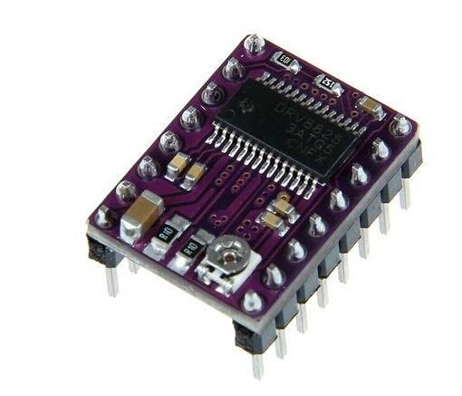 Reprap láser UV DLP SLA 3D piezas de la impresora DIY max 2.5A StepStick DRV8825 1/32 controlador de Motor paso a paso de